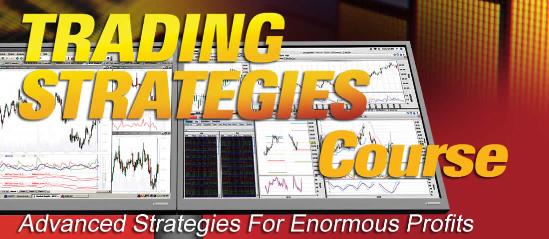 day trading strategies course slide 2